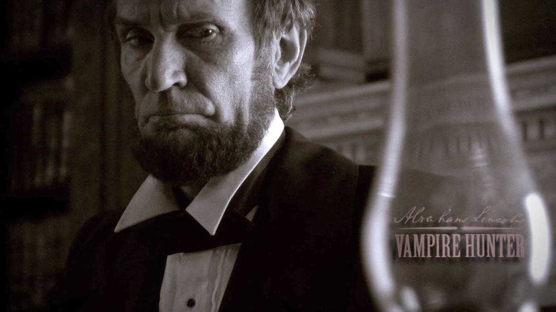 Actor Michael Krebs in Abraham                 Lincoln: Vampire Hunter